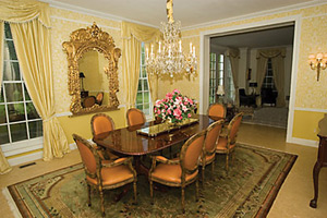 Rose Hill Rd. Hamptons Plantation House For Sale. Furniture ...